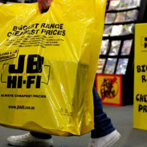 JB Hi-Fi Makes List Of The World's Top 250 Retailers Alongside Wesfarmers & Woolies
